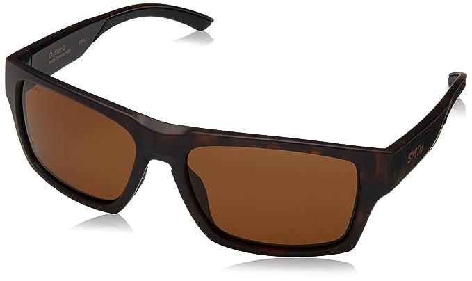 e9388a80a4 Smith Outlier 2 Sunglasses Matte Tortoise with ChromaPop Polarized Brown  Lens