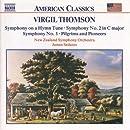 Virgil Thomson: Symphony No 1-3
