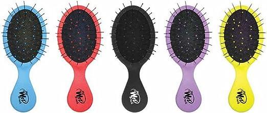 Wet Brush Squirt Mini Pocket Detangling Hair Brush,Colors May Vary