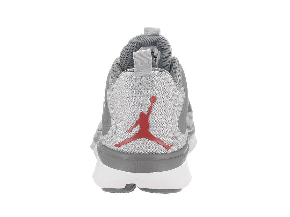 160a7722552b4f Amazon.com  Nike Jordan Impact TR Mens Cross-Trainer-Shoes 854289-004 11.5  - Cool Grey Gym RED-Wolf Grey-White  Shoes