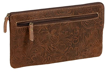 Bolsa de depósito bancario Vintage-Style patrón de Flores ...