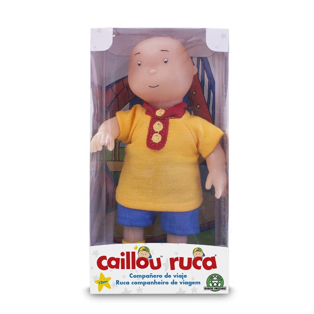 Caillou Disney Compañero de Viaje, Color, Unico Giochi Preziosi Spagna CAL04000: Amazon.es: Juguetes y juegos