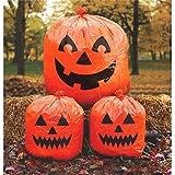 Amscan Pumpkin Lawn Bags | Halloween Decoration