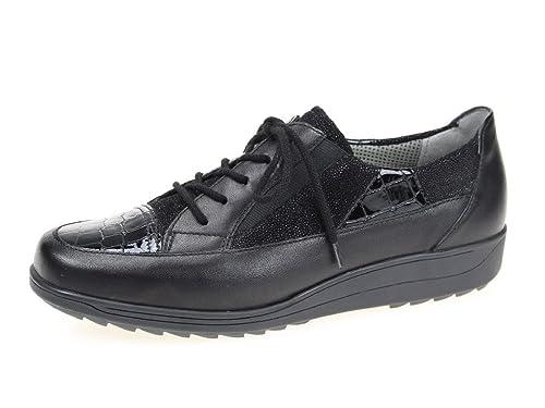 Para estrenar 249c0 33ff7 ara 12-26333-01 Meran - Zapatos de Cordones de Piel para ...