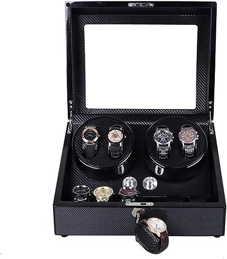 LOKKG Cajas giratorias para Rolex Relojes automáticos Carcasa de ...