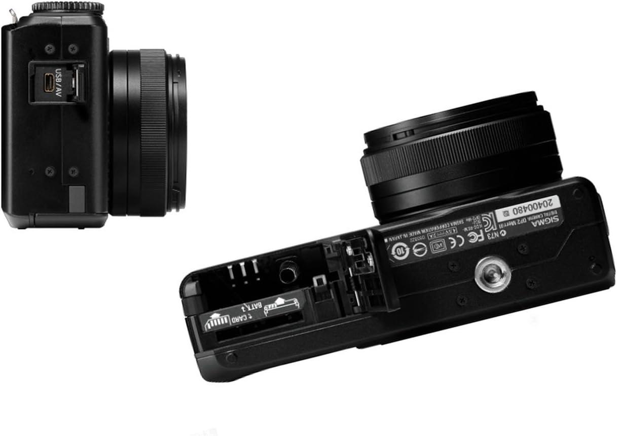 Sigma DP2 Merrill - Cámara compacta de 46 MP (Pantalla de 3 ...