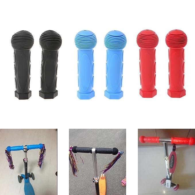 Amazon.com: UJuly - 2 mangas para manillar de bicicleta de ...