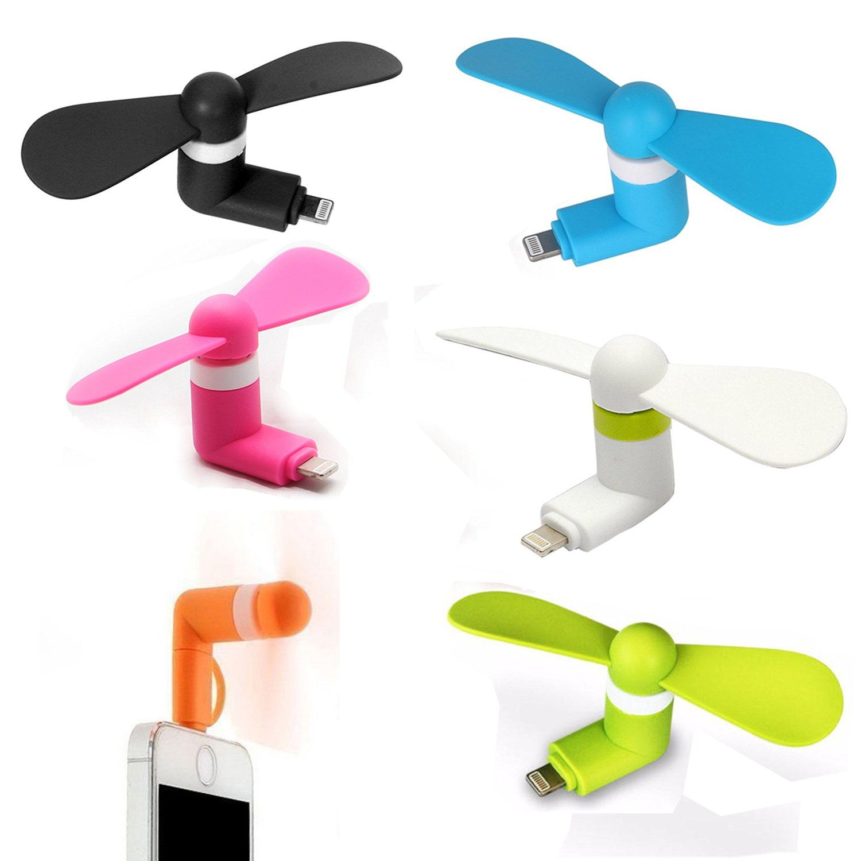 Swallowzy Mini USB Phone Fans Portable