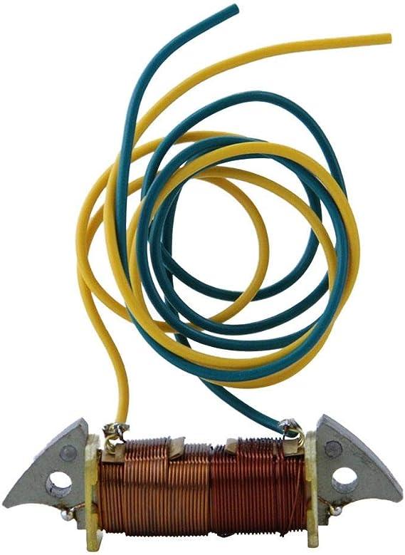 Hercules Zündapp Puch Kreidler Sachs Lichtspule 6v 5 15w Zündung Lichtmaschine Moped Mokick Lima Licht Spule Auto