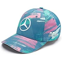 Mercedes AMG Petronas Lewis Hamilton Spanje Barcelona Spaanse GP 2019 Special Edition Cap