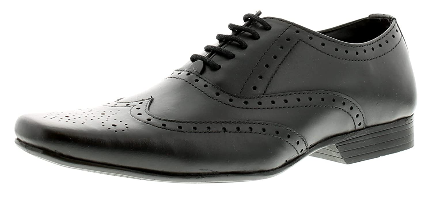 Business Class New Mens/Gents Black Lace UPS Casual Fashion Shoes - Black - UK  Sizes 5-12: Amazon.co.uk: Shoes & Bags