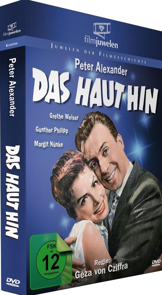 Peter Alexander Das Haut Hin Filmjuwelen Amazonde Peter