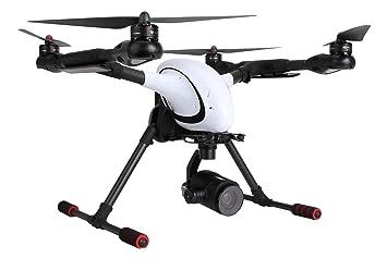 Walkera 15003400 - Voyager 4 cuadricóptero RTF - FPV de dron con 4 ...