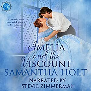 Amelia and the Viscount Audiobook