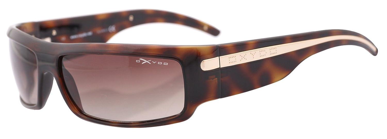 Oxydo - Gafas de sol - para mujer Rojo Gläser Braun Gradient ...