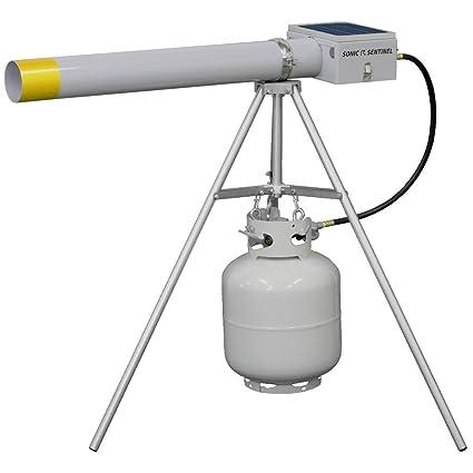 Sonic Sentinel M14-1 Propane Sound Cannon & Tripod