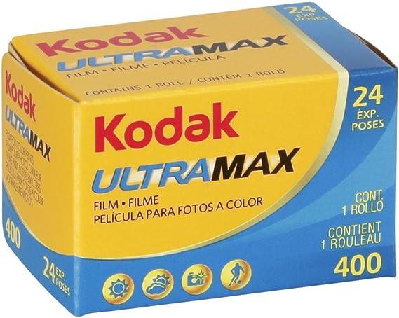 /Film Rucksack Farbe Kodak Ultra Max 400/135//36/
