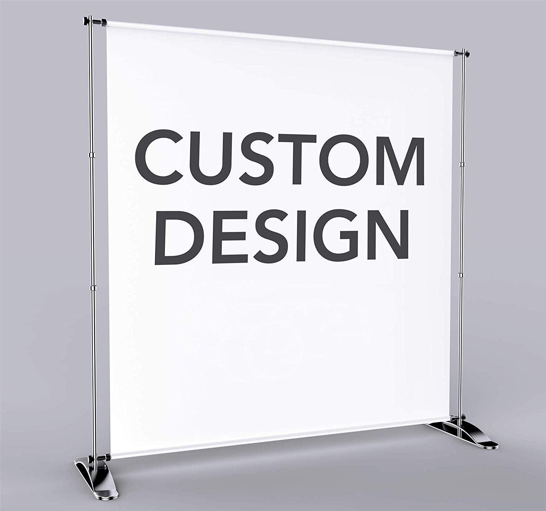 Sensfun Custom Event Backdrop (5x3ft)