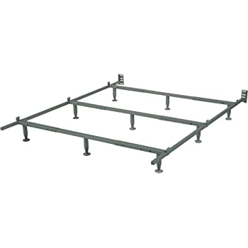 Amazon Com Metal Bed Frame Quot Monster Quot Heavy Duty