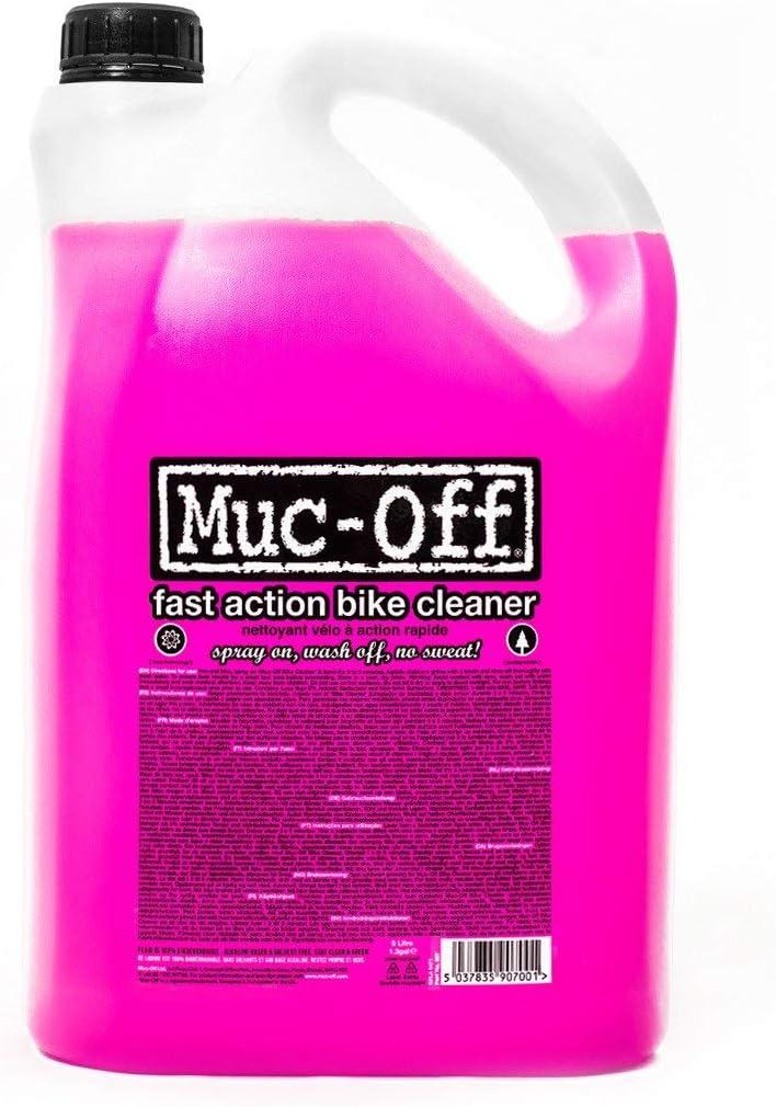 Muc-Off Cycle Cleaner Limpiador, 5l: Amazon.es: Coche y moto