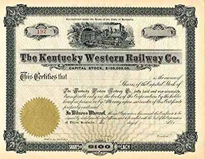 Kentucky Western Railway Co.