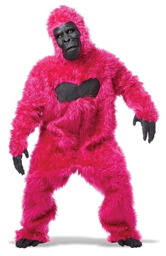 Amazon.com California Costumes Menu0027s Adult-Gorilla Black Standard Costume Clothing  sc 1 st  Amazon.com & Amazon.com: California Costumes Menu0027s Adult-Gorilla Black Standard ...
