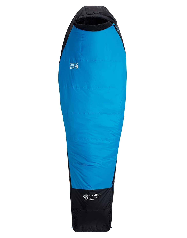 Herren bis -9/°C//max. K/örpergr/ö/ße 198cm // Gewicht 1,3kg Mountain Hardwear Lamina 15F Long