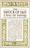 The Savour of Salt : A Henry Salt Anthology, Hendrick, George and Hendrick, Willene, 0900001305