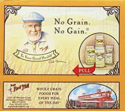 Bob\'s Red Mill Organic Kasha / Toasted Buckwheat, 18 Ounce (Pack of 4)