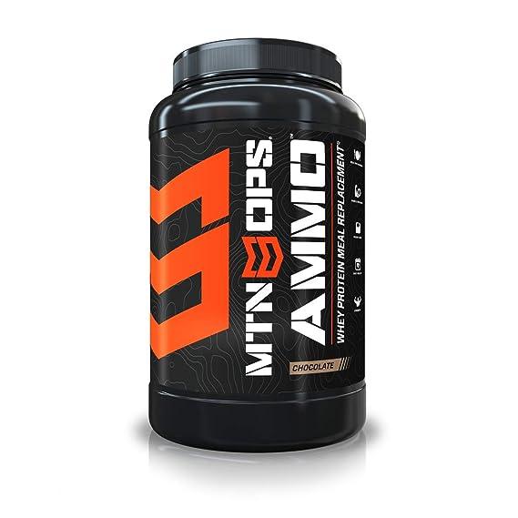 MTN OPS Ammo Whey Protein Nutritionally - Polvo de Recambio Completo ...