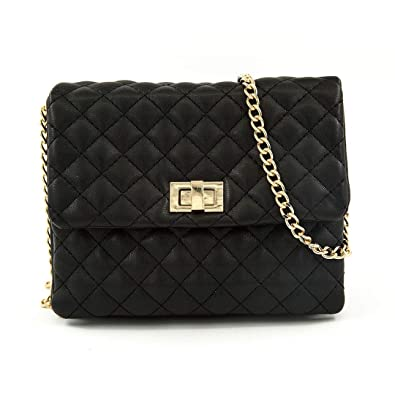 6b5f1f1fe207a EMPERIA Qulited Convertible Crossbody Fanny Pack Belt Waist Bag