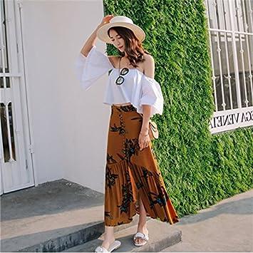 GAOLIM Resort De Playa En Verano Word Collar Falda Traje De ...