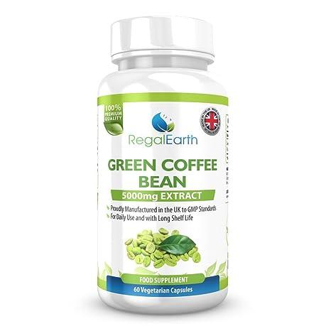 opinione del fagiolo verde del caffè 1000mg