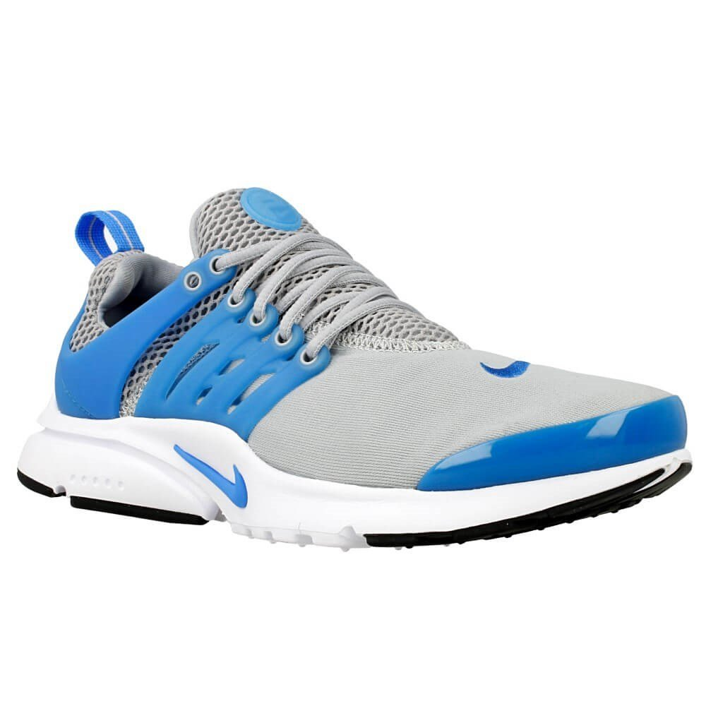 Nike Air Presto Youth  Traing Shoes B008HF3YXK 6 M US|Blue-grey