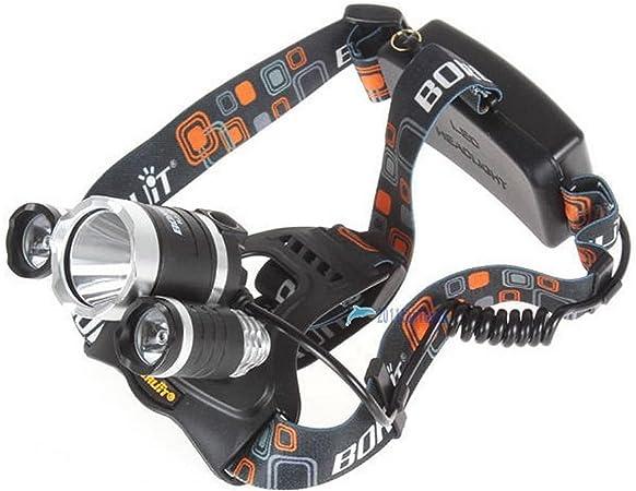Z40 Headlight 5000 Lumen headlamp CREE XML T6 LED Head Lamp Flashlight Torch hea