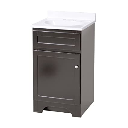 Foremost COEAT1816 Columbia 18-Inch Espresso Bath Vanity Combo ... on 18 inch closets, 18 inch appliances, 18 inch bookcases, 18 inch cherry vanity, 18 inch bathroom countertops, 18 inch computer desks, 18 inch bathroom shelves, 18 inch bathroom sink,