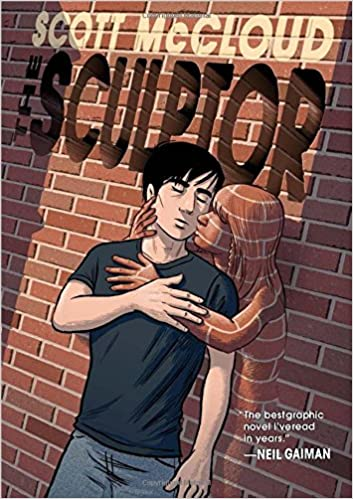Image result for the sculptor by scott mccloud amazon