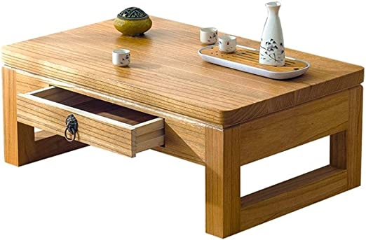 Coffee Tables Solid Wood Window Table Japanese Tatami Balcony Low