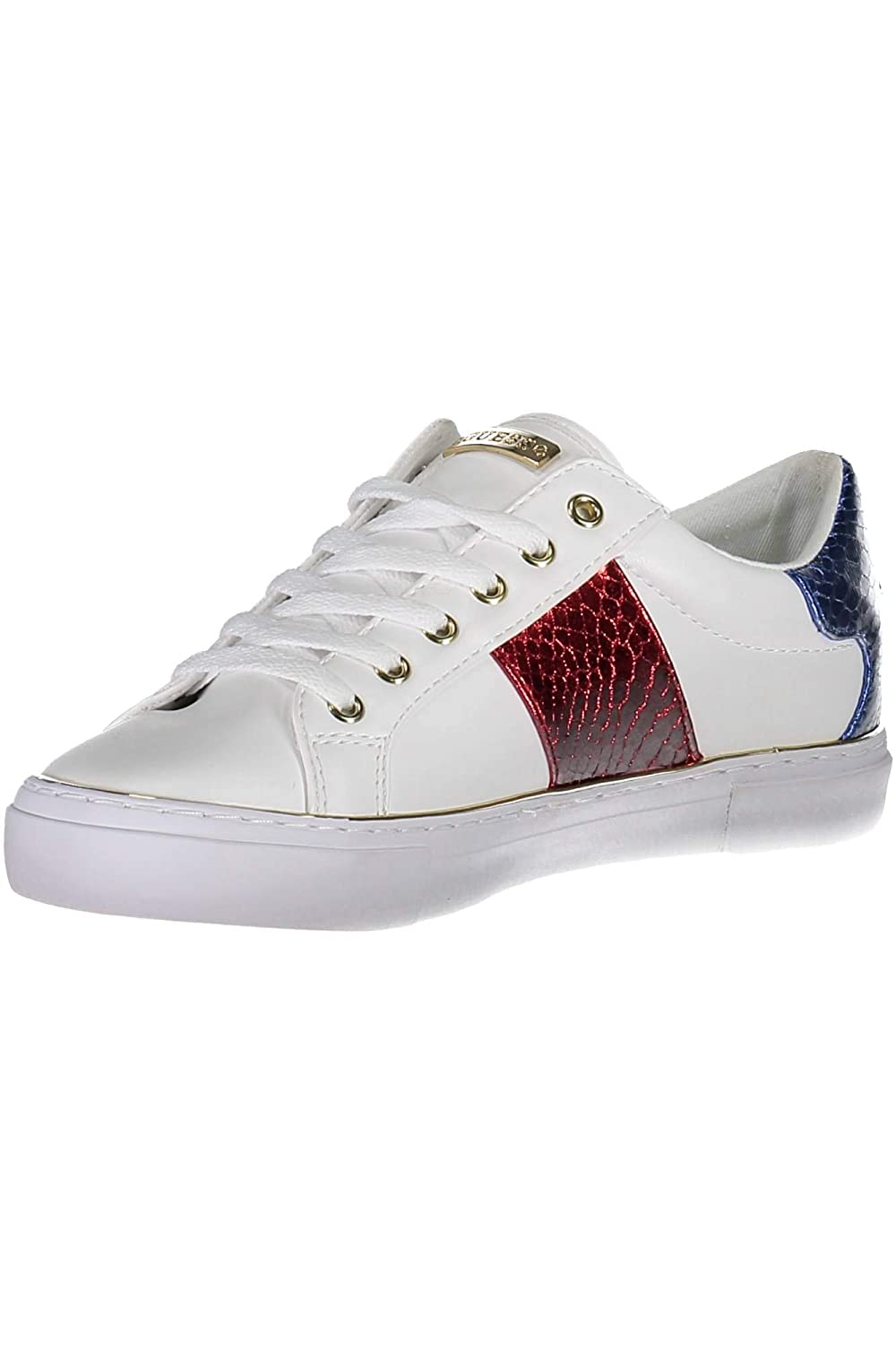 Guess Damen Gamer Active Lady Leather Like Gymnastikschuhe