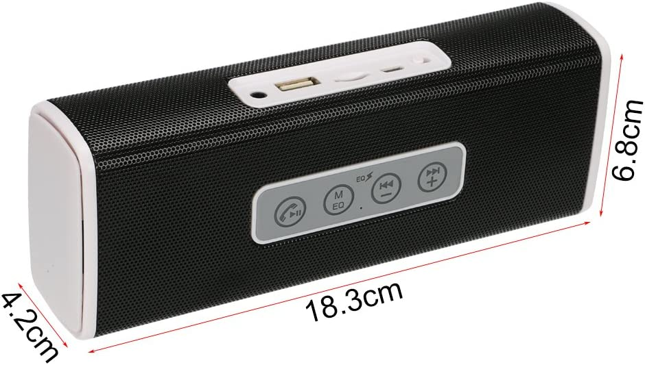 Abuzhen Altavoz Altavoz Caixa de Som - Altavoz Bluetooth para tablet Xiaomi iPhone: Amazon.es: Electrónica