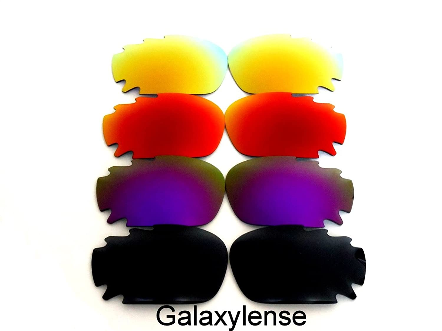6d5435c22c cheap Galaxy Replacement Lenses For Oakley Jawbone 4 Pairs Polarized 100%  UVAB