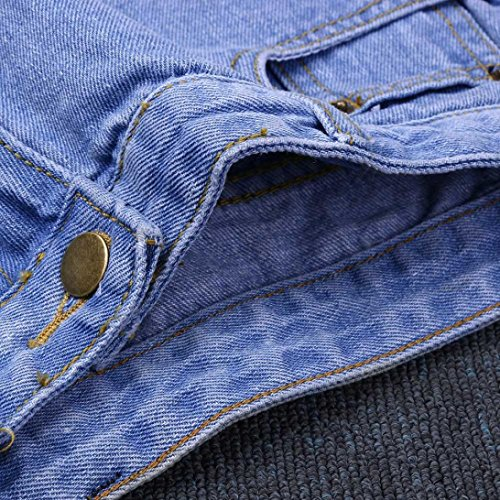 Alta Donne Ragazze Beach Sexy Jeans Blu Donna Shorts Vita Pantaloni Uomogo Pantaloncini Estate TtExvnwf1q