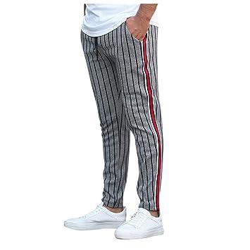 Pantalones de chándal para Correr, para Hombre, con Bolsillos con ...