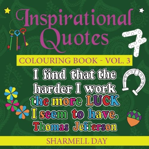 Download Inspirational Quotes: Colouring Book (Volume 3) ebook