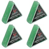 Dime Bag Hardware Triple Slick Skateboard Curb Wax, Apple