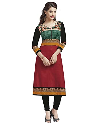 Jevi Prints Women's Dress Material Dress Material at amazon