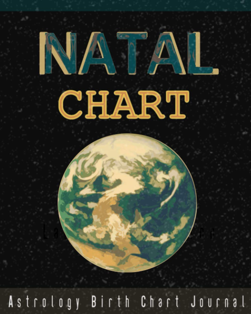 Astrology natal chart Birth chart Journal 20x20 Tables with empty ...