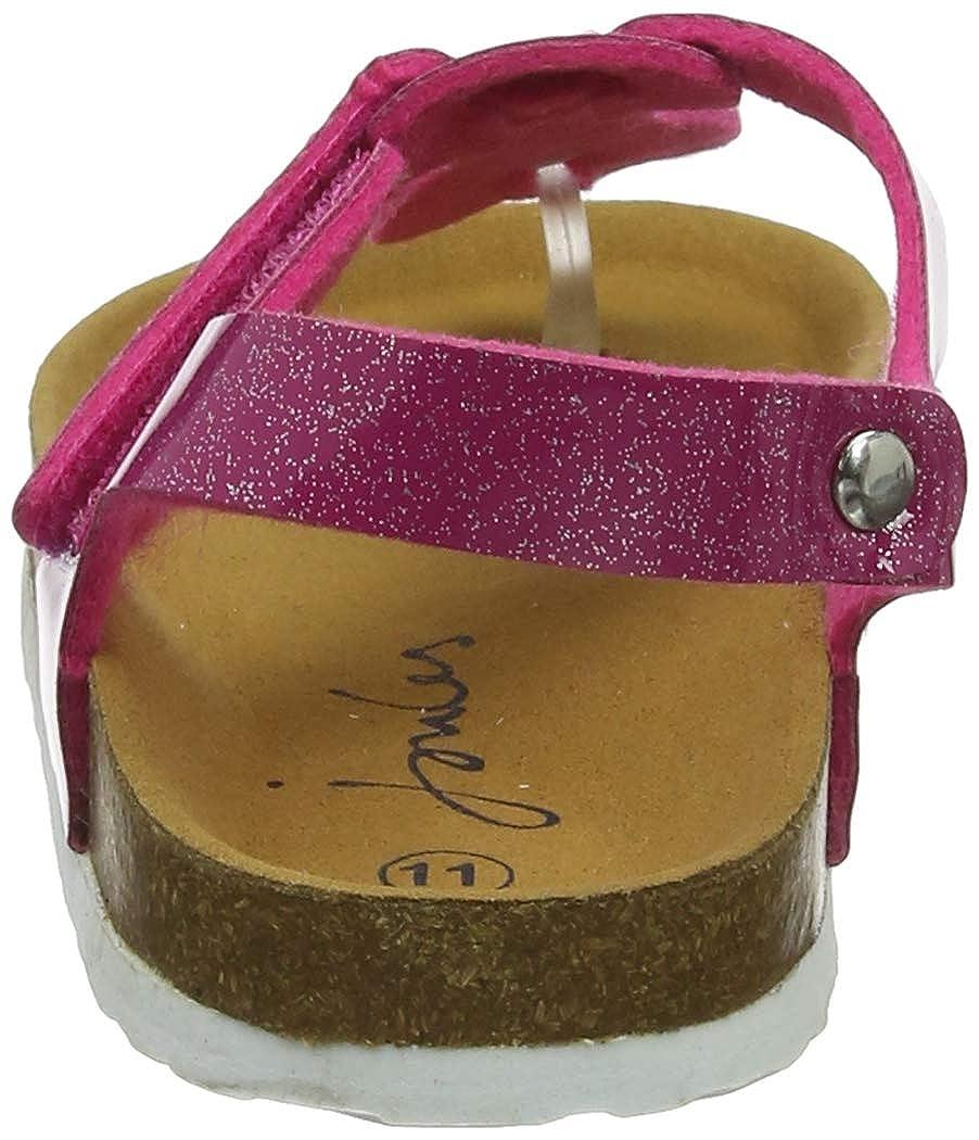 28 EU Joules M/ädchen Sundale Kn/öchelriemchen Sandalen Truly Pink Trupink Pink