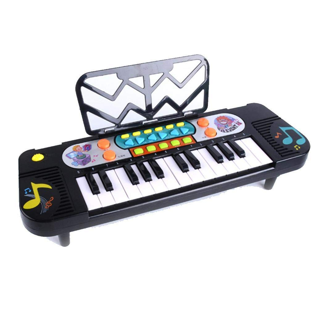 ailler Children's 37-Key Electronic Organ Toys Musical Instrument Piano Toy Pianos & Keyboards--Without Battery by ailler