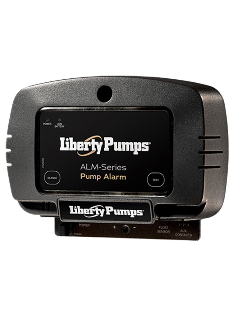 Liberty Pumps ALM-2-1 10-Foot Cord Indoor High Liquid Level Alarm